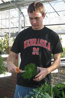 Promotional image for Agronomy and Horticulture