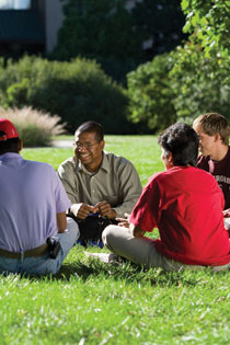 Promotional image for Leadership Education/Leadership Studies